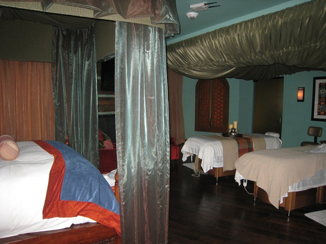 Montelucia Spa Review - Grand Palace Suite