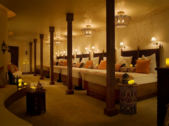 Montelucia Spa Review - Relaxation Room