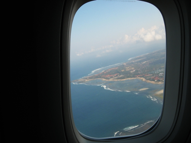 Cathay Pacific First Class Bali to Hong Kong Review - Bali
