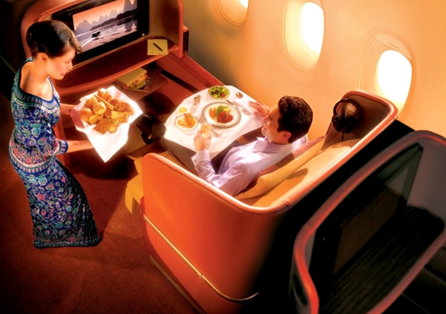 Singapore Airlines Seat Assignment And Selection Using An