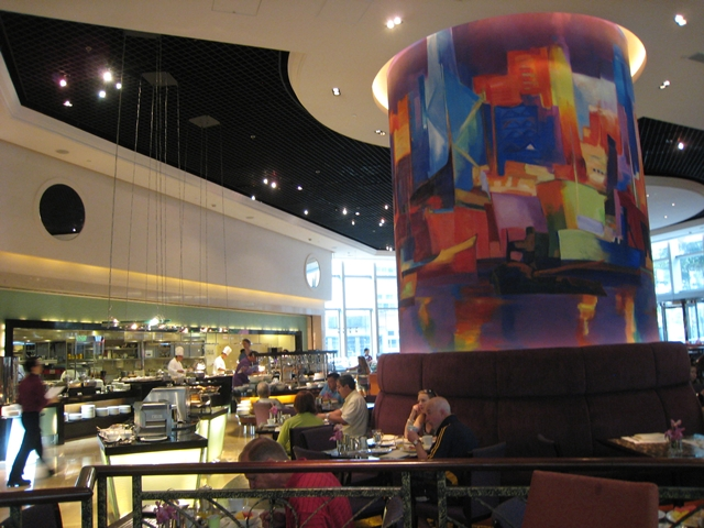 Langham Place Mongkok - The Place Restaurant