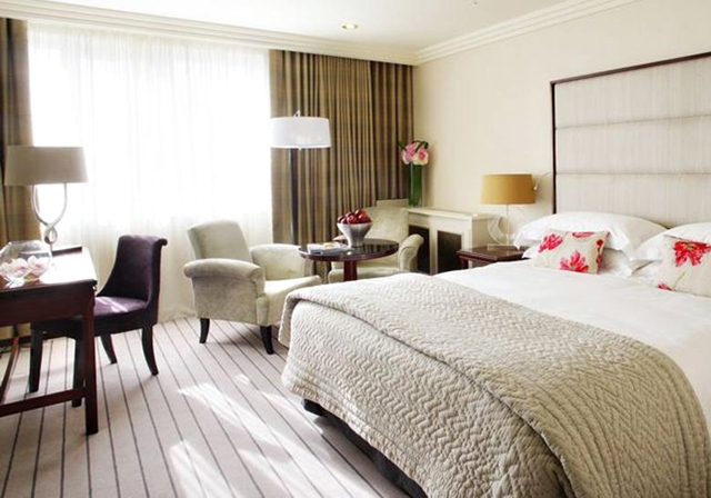 Rooms: Best Dublin 5-Star Luxury Hotels