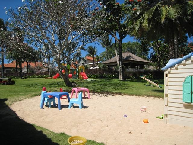 Top 10 Hotel Amenities for Kids - Outdoor play area, Ayana