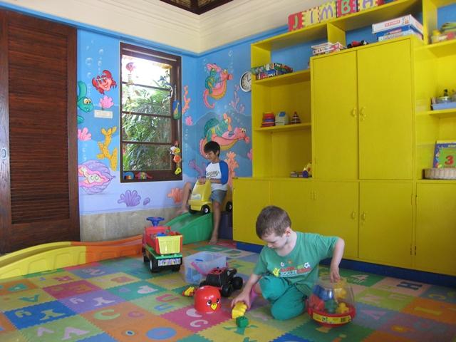 Top 10 Hotel Amenities for Kids - Kids Club, Four Seasons Bali