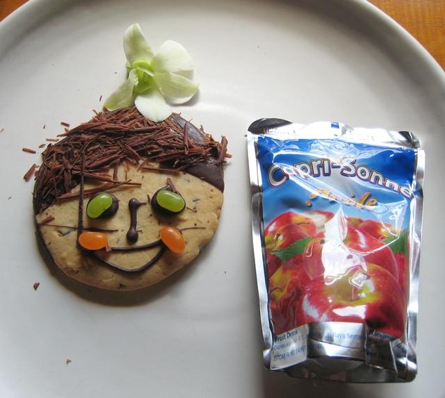 Best Hotel Amenities Kids - Welcome Cookie Turndown Treat
