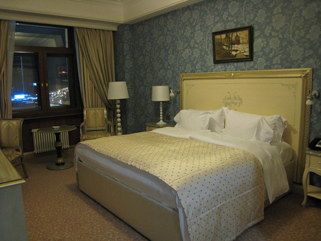 Radisson Royal Moscow Hotel Review - Superior Room