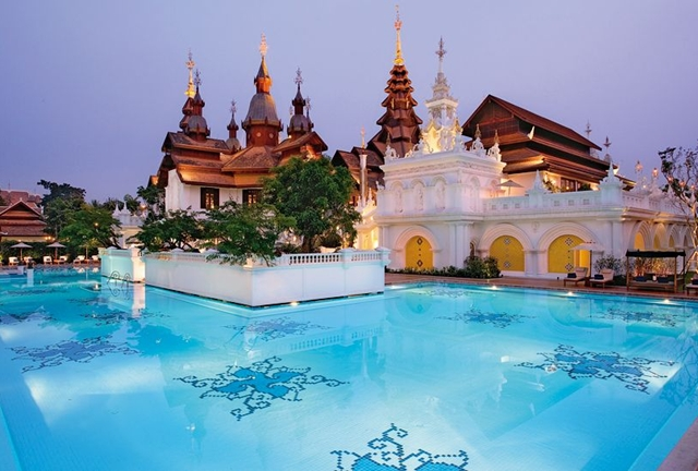 Best chiang mai luxury hotels for Top luxury hotels
