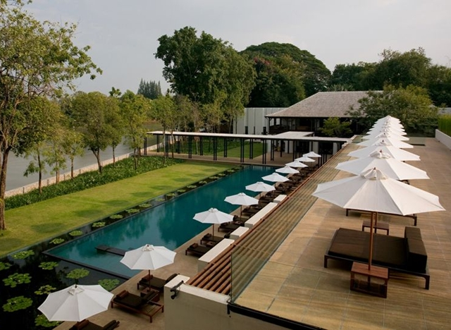Best Chiang Mai Luxury Hotels - The Chedi Chiang Mai