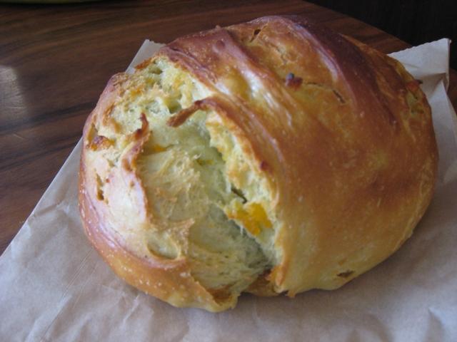 Maison Kayser NYC Review - Pistachio Apricot Bread