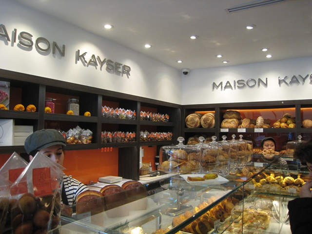Maison Kayser NYC Review - Eric Kayser Opens Best NYC Bakery - Store