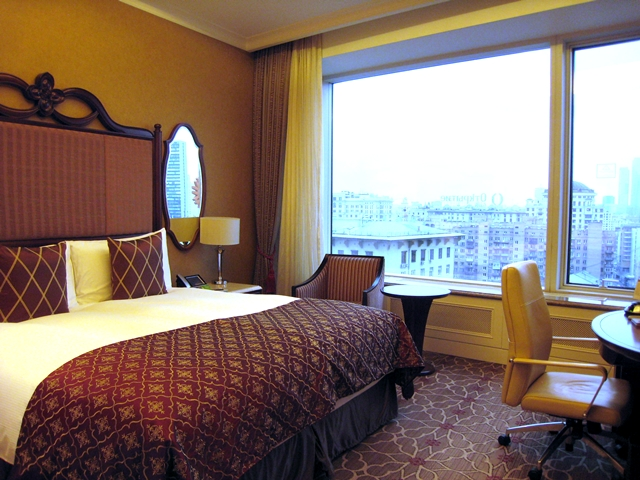 Lotte Hotel Moscow Review - Superior Room View