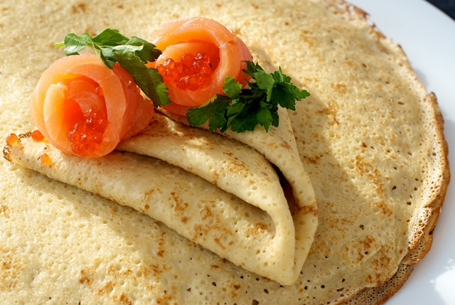 Moscow: Where to Eat - Blini