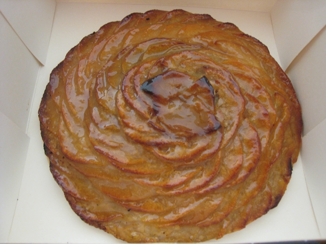 Maison Kayser NYC Review - NYC's Best Bakery - Apple Tarte