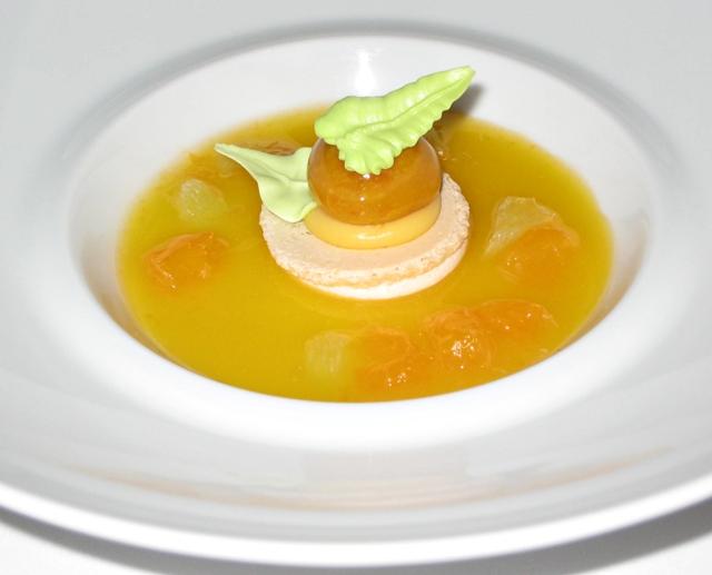 Les Menus par Pierre Gagnaire Review - Lotte Moscow - Dessert