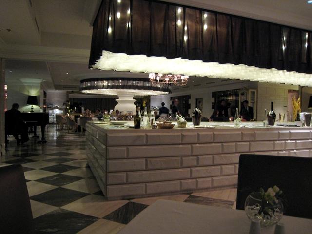 Les Menus par Pierre Gagnaire Review - Lotte Moscow - Restaurant