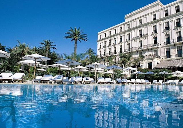 Best french riviera luxury hotels for Hotel original france