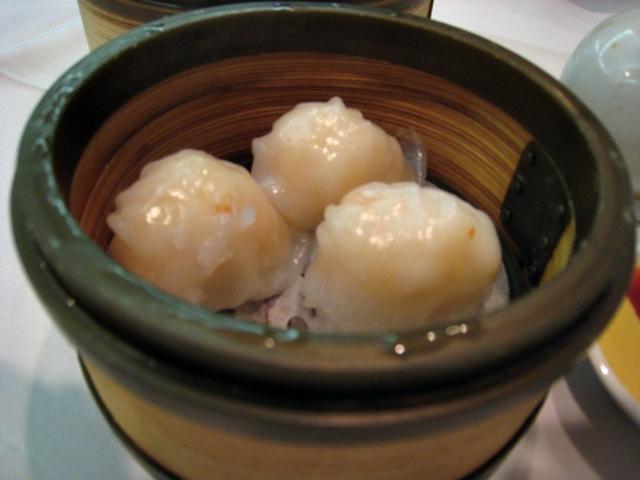 Oriental Garden Dim Sum: NYC Restaurant Review - Har Gau