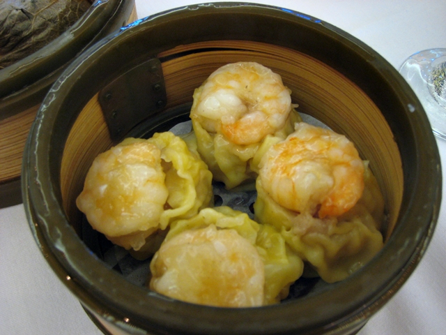 Oriental Garden Dim Sum: NYC Restaurant Review - Shumai