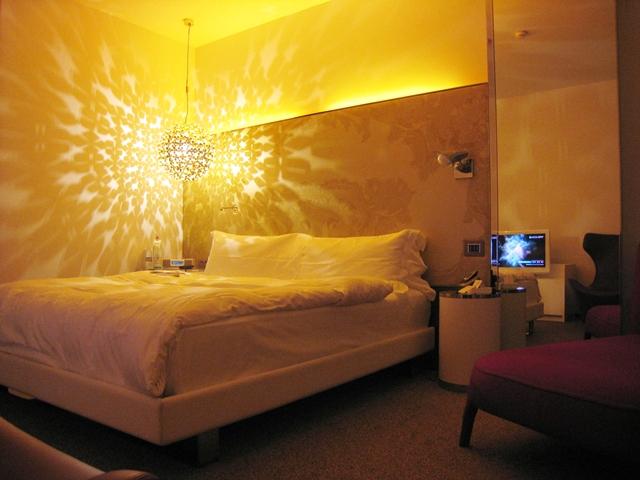 W St. Petersburg Hotel Review Wonderful Room