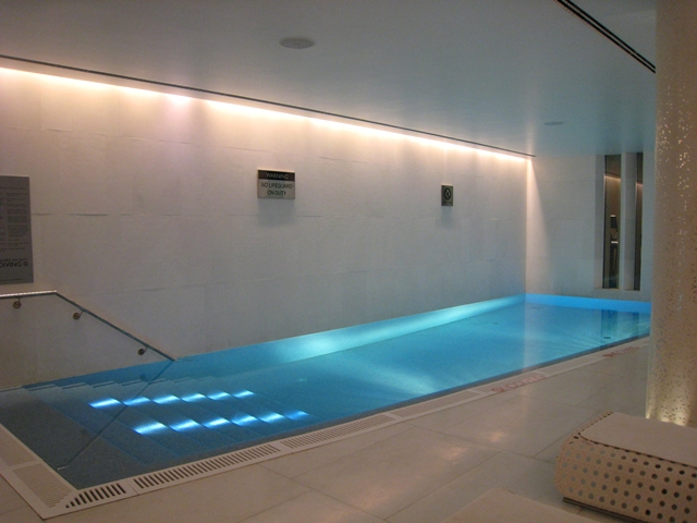 W St. Petersburg Hotel Review - WET Swimming Pool