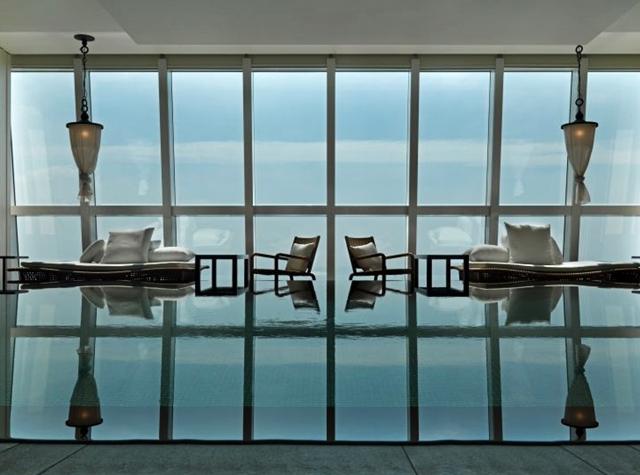 Best shanghai luxury hotels - Shanghai infinity pool ...