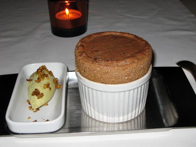 miX in St. Petersburg Restaurant Review - Pumpkin Gratin