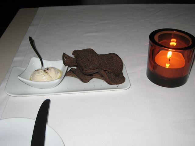 miX in St. Petersburg Restaurant Review - Complimentary dip