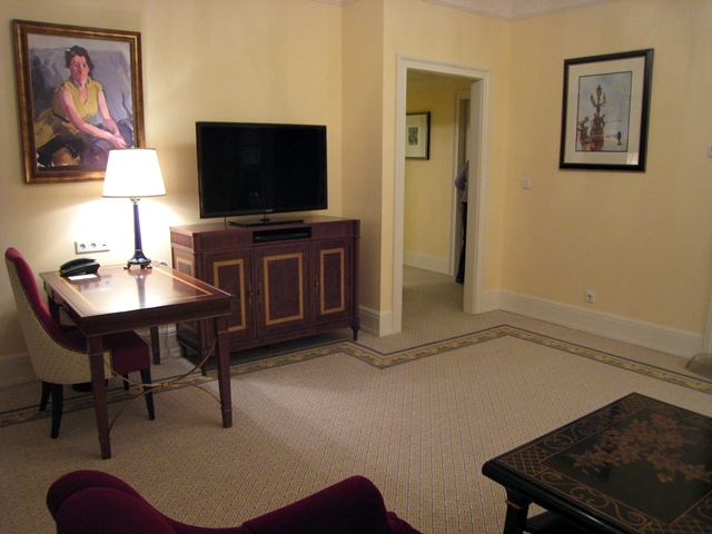 Four Seasons St. Petersburg - Executive Suite
