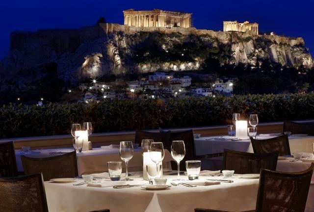 Best Athens Luxury Hotels