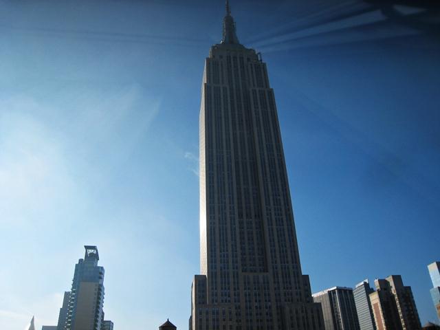Empire State Building  Fifth Avenue