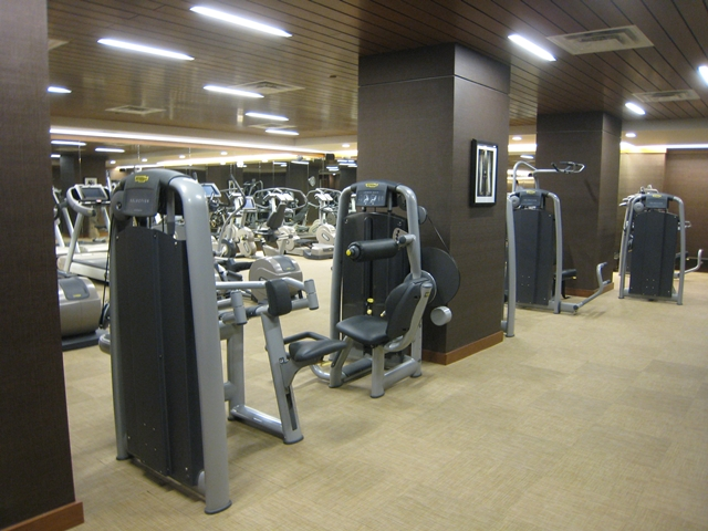 The Setai Fifth Avenue NYC Hotel Review - Fitness Center