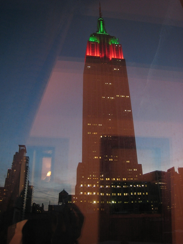 The Setai Fifth Avenue NYC Hotel Review - View of the Empire State Building