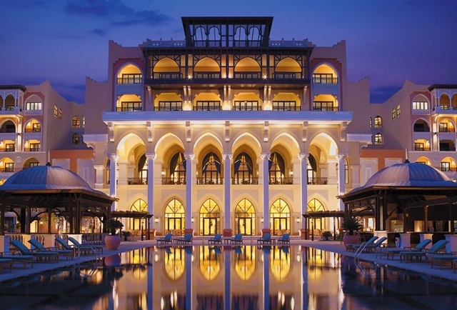 Best luxury hotels in abu dhabi for Luxury accommodation worldwide