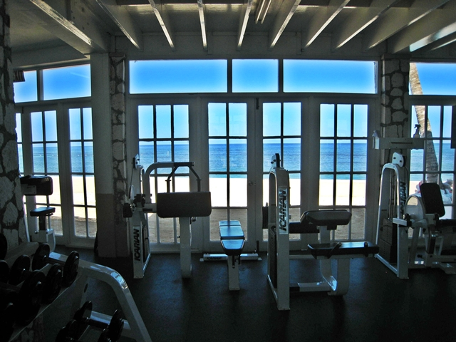 Couples Sans Souci Jamaica All Inclusive - Fitness Center