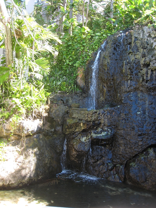 Couples Sans Souci Jamaica All Inclusive - Waterfall