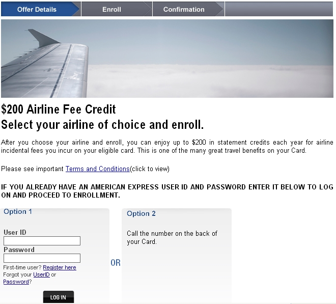 American Express Platinum: Last Day to Register for Your $200 Airline Fee Credit