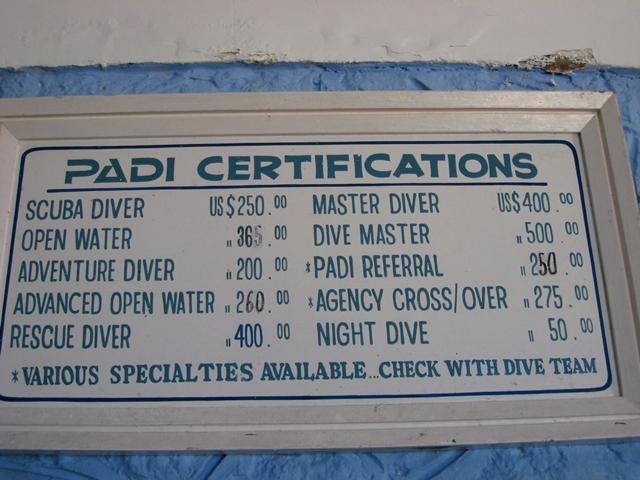 Scuba Certification at Couples Ocho Rios, Jamaica