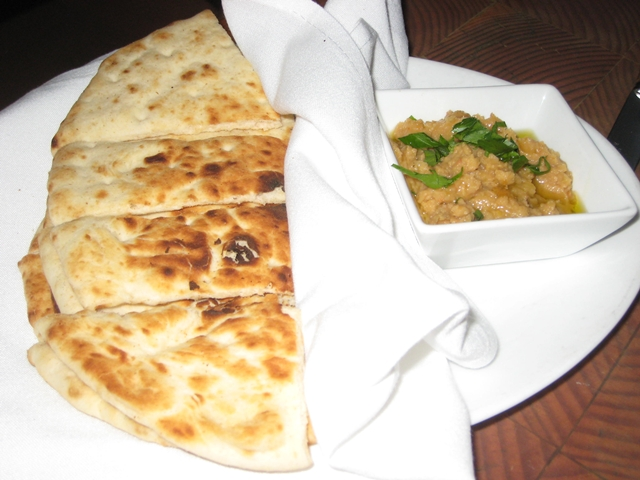 Pylos nyc restaurant review and menu pylos menu and nyc restaurant review fresh pita and dip publicscrutiny Image collections