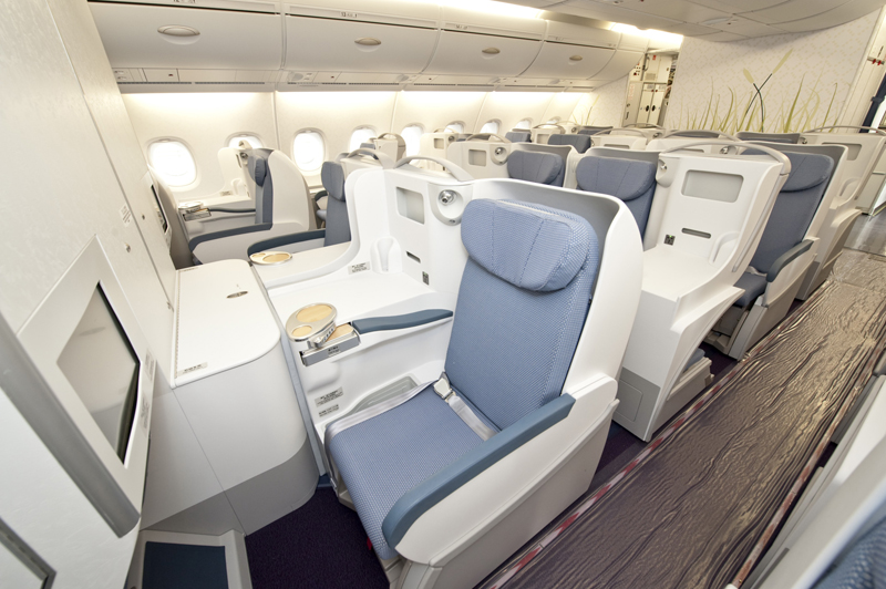 Use Delta Miles for Asia Award Tickets - China Southern Business Class A380