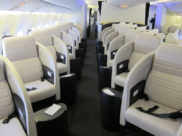 Best Ways to Use United Miles - Air New Zealand Business Class