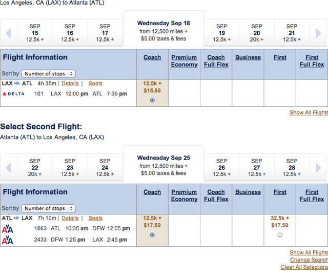 Alaska Airlines: One Way and Mixed Partner Awards Now Available