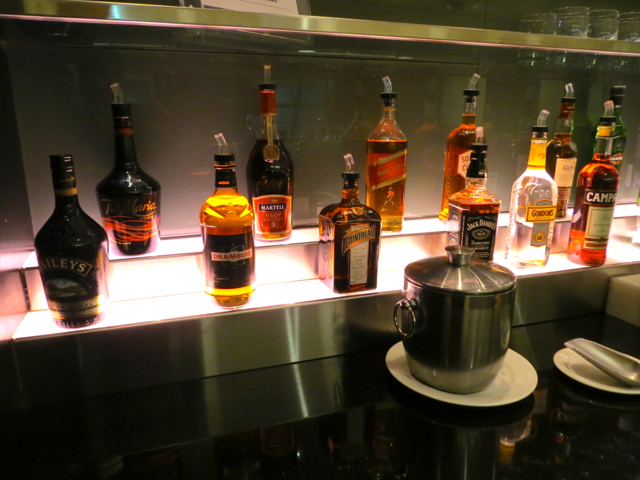British Airways Galleries Lounge JFK - Bar