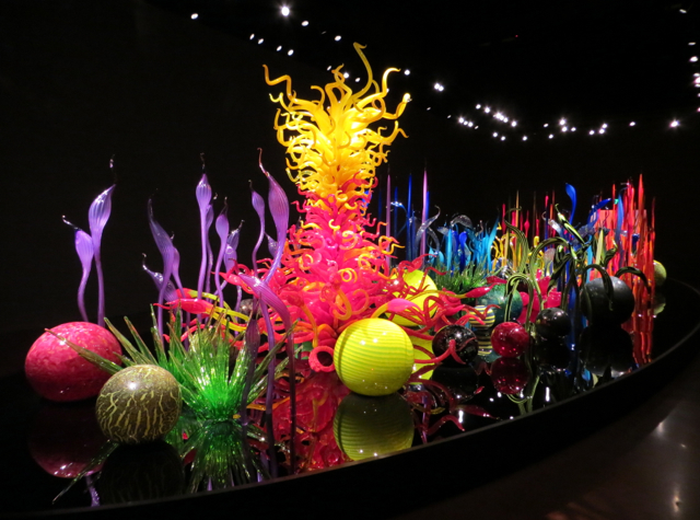 Chihuly Garden and Glass - Mille Fiori