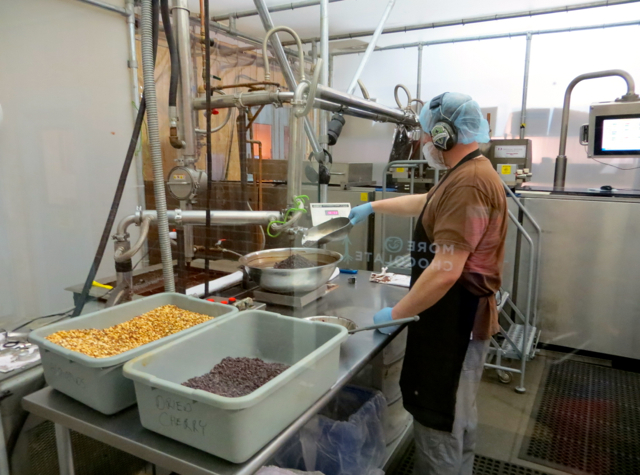 Theo Chocolate Factory Tour, Seattle - Adding Inclusions