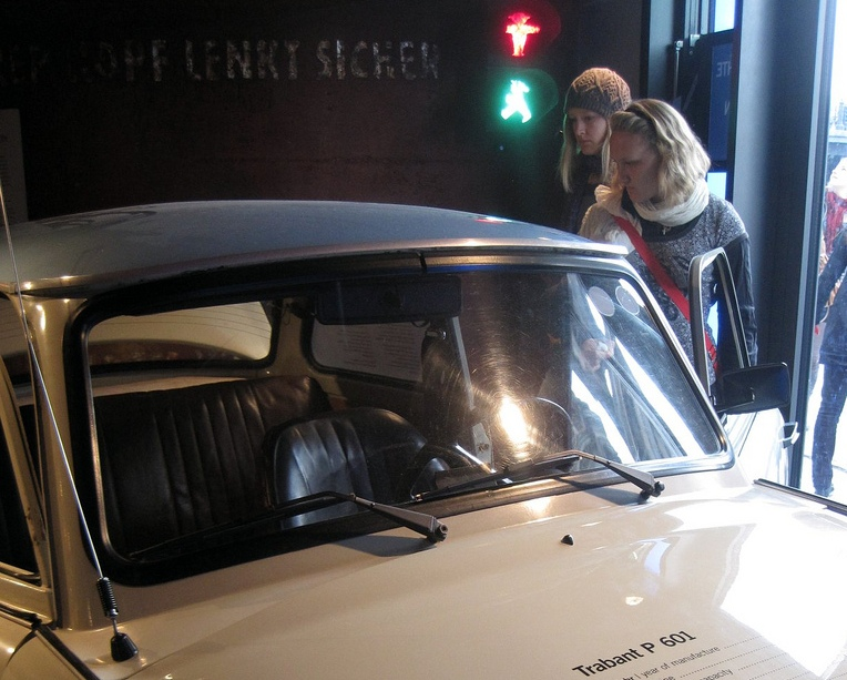 Trabant in DDR Museum