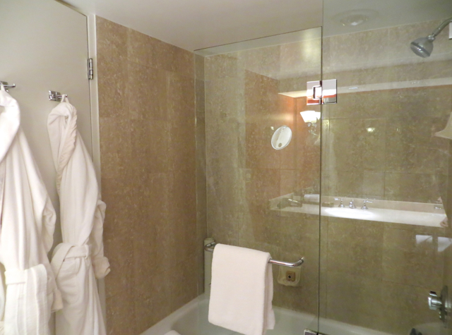 Four Seasons Vancouver Hotel Review - Bathroom