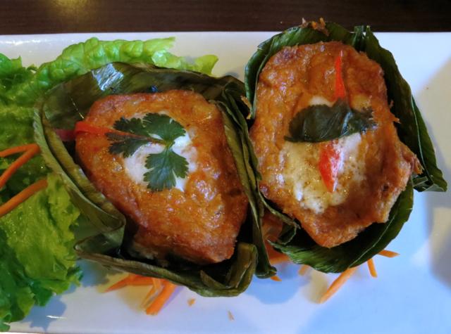 Zabb Elee NYC Restaurant Review: Best Thai Food Manhattan - Hor Mok