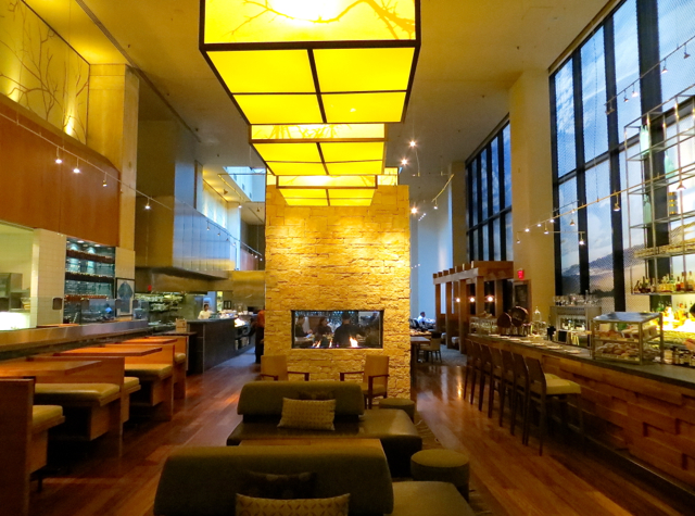 YEW Restaurant Review-Four Seasons Vancouver