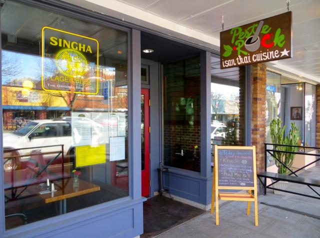 Best Thai Food in Seattle: Pestle Rock Thai Restaurant in Ballard