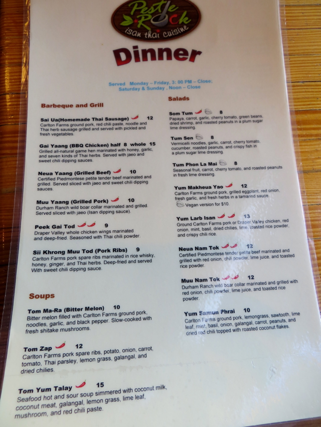 Best Thai Food Seattle